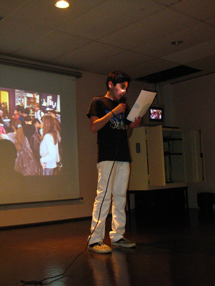 Reading of the article published in ArkéoJunior by Ryan