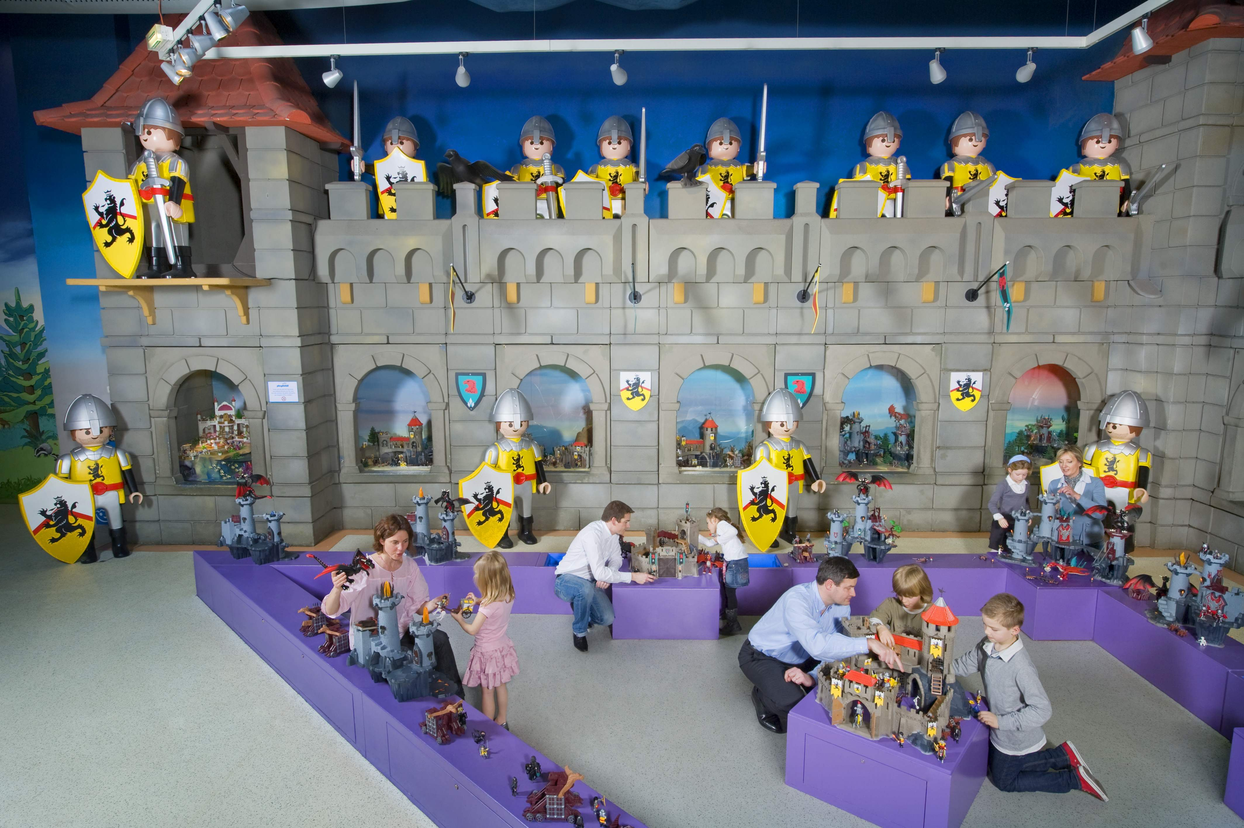 FunPark Playmobil de Paris
