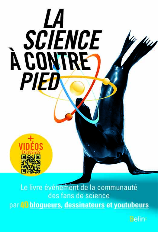 Couverture de La science à contrepied