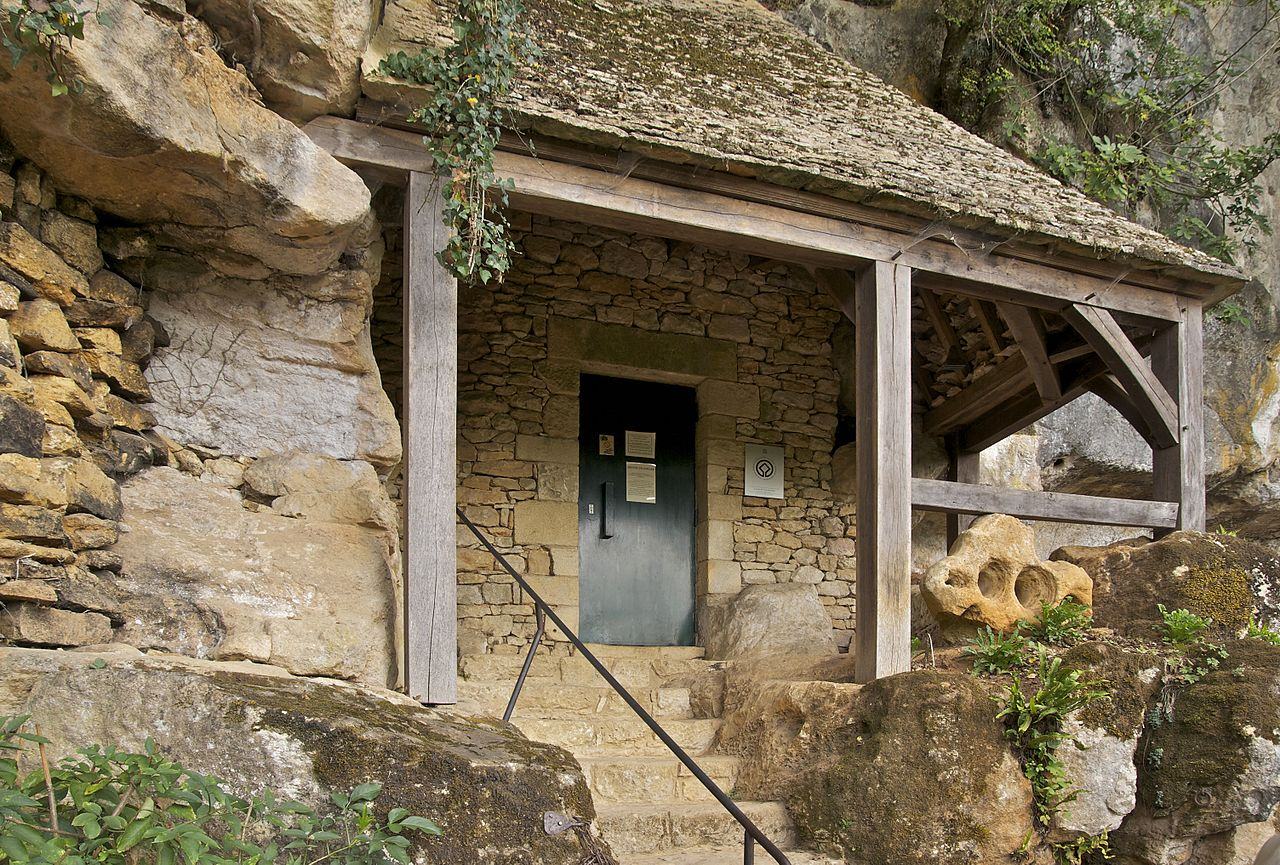 The Wizard cave in Dordogne