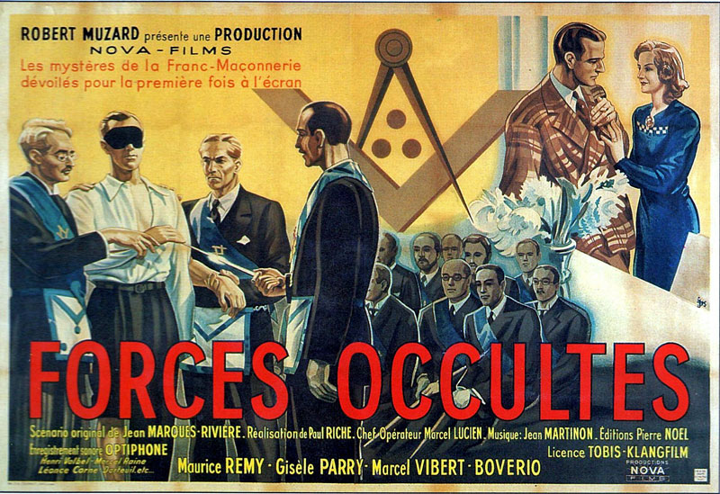 Affiche du film Forces occultes